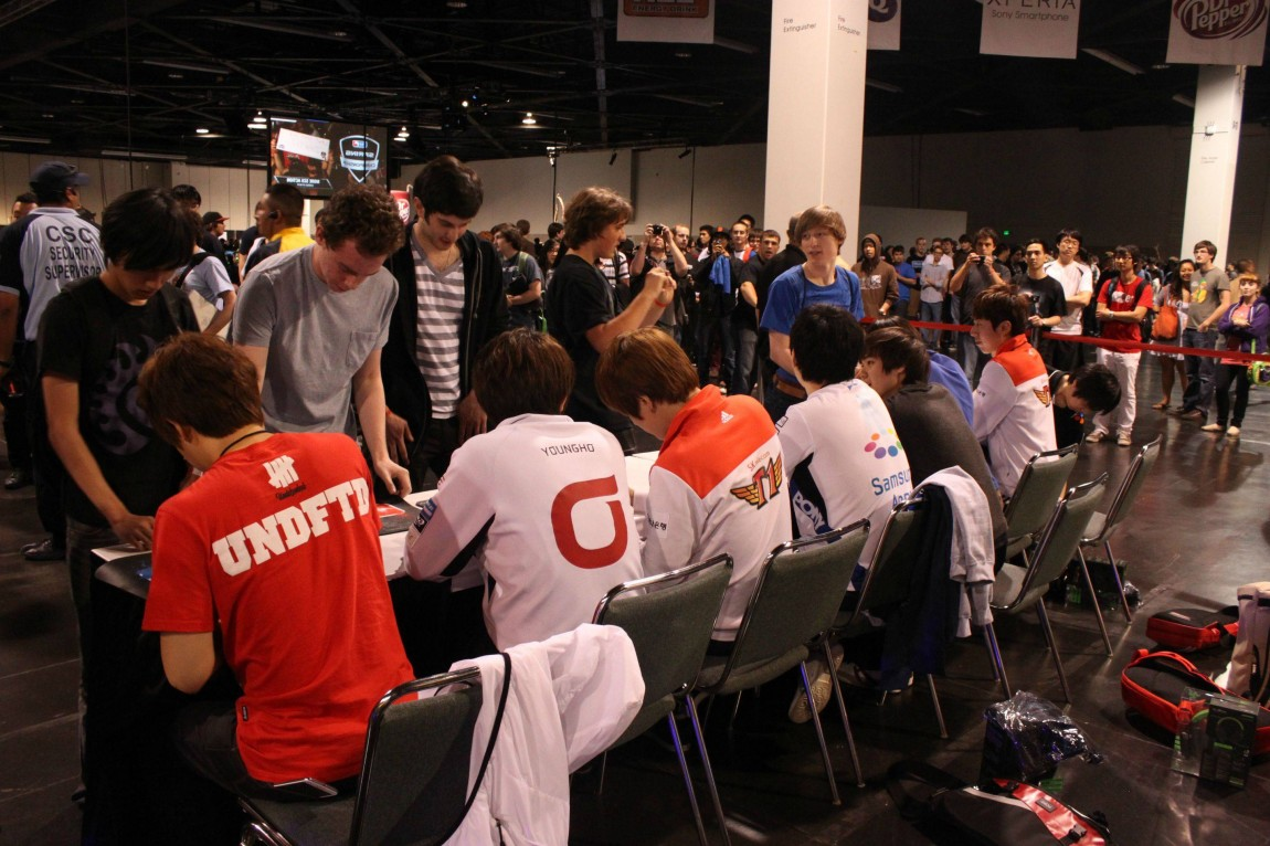 MLG, CSL, & Red Bull! Tri-Event Wrap-up and Photo Dump~